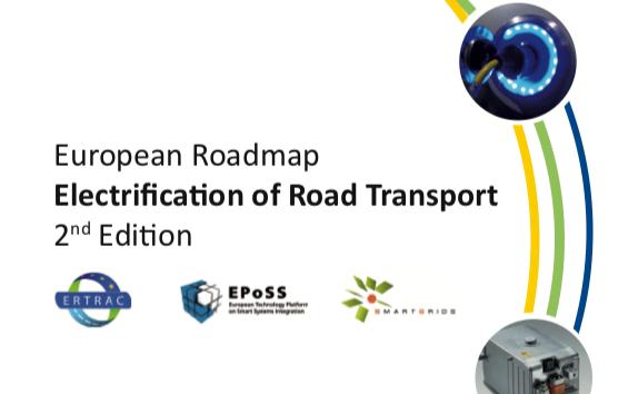 ERTRAC / EPoSS / SmartGrids – Joint Roadmap Electrification of Road Transport (June 2012)