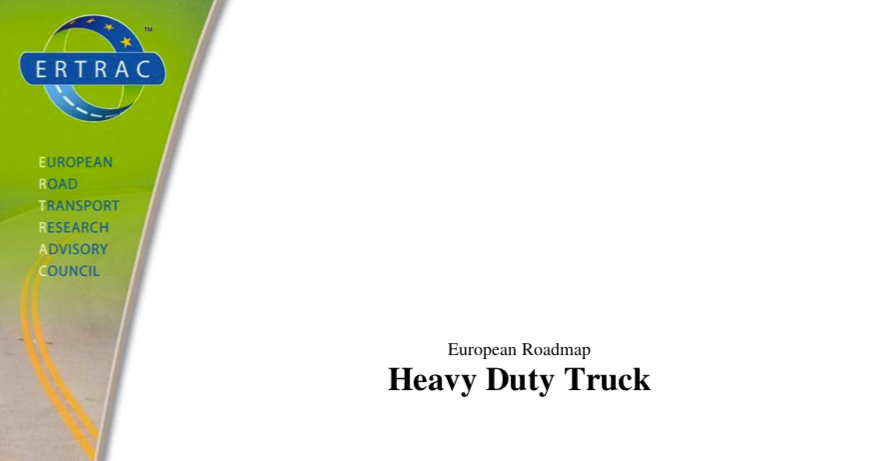 ERTRAC Roadmap – Heavy Duty Truck