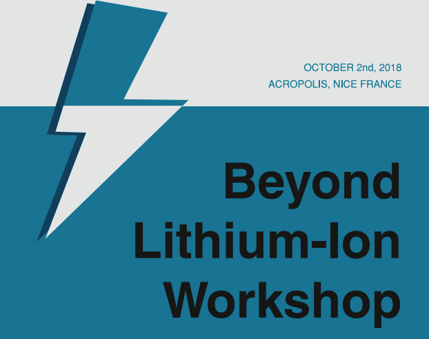 Beyond Lithium-Ion Workshop – From Currrent Research to Industrial Application