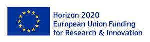 Horizon 2020 logo - European Union Funding for Research & Innovation