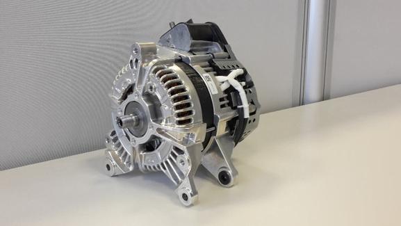D2 E-Motor & Inverter