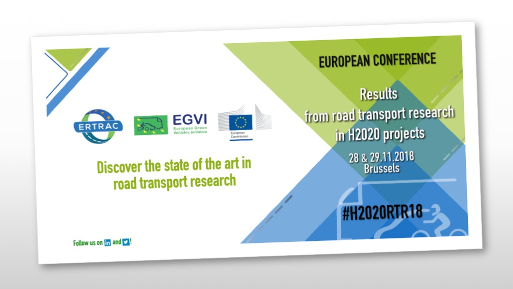 H2020RTR18 Conference – Highlights