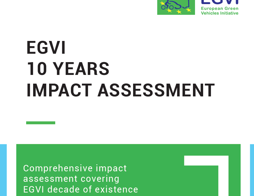 EGVI Impact Assessment 2019 is now out!