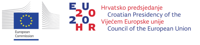 European Commission, Directorate-General for Mobility and Transport, together with the Croatian Presidency of the Council of the European Union and Ministry of Transport of Croatia