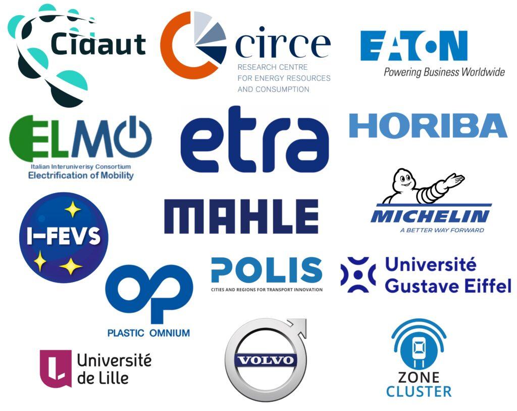 15 New EGVIA Members logos